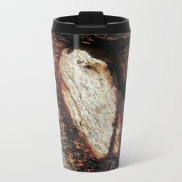 Aboriginal scarred Tree Travel Mug