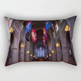 Princeton University Chapel Rectangular Pillow