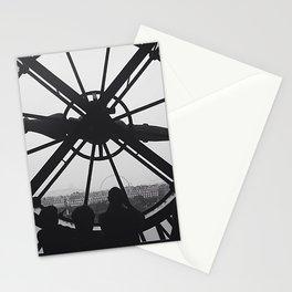 Clock Views Stationery Cards
