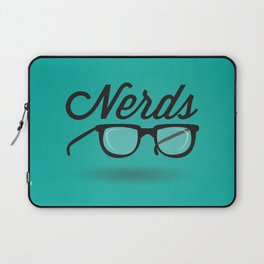 Get your nerd on Laptop Sleeve
