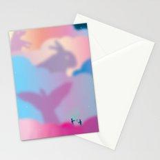 Aurora Borealis Explained Stationery Cards