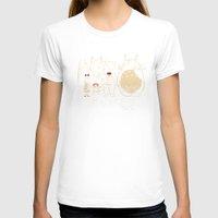 miyazaki T-shirts featuring Tribute for Miyazaki by le.duc