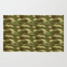 Camo pattern Rug