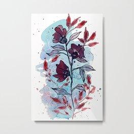 Floral 29 Metal Print
