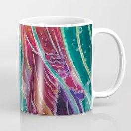 Glowing down the abyss Coffee Mug