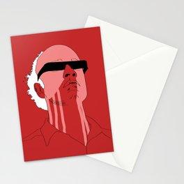 Manhunter psycho  Stationery Cards
