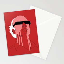 Manhunter psycho  Stationery Cards