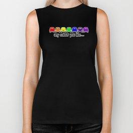 any colour you like… Biker Tank