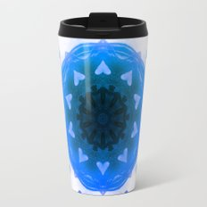 All things with wings (blue) Travel Mug