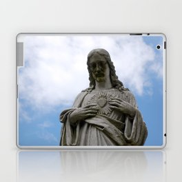Sacred Heart Laptop & iPad Skin