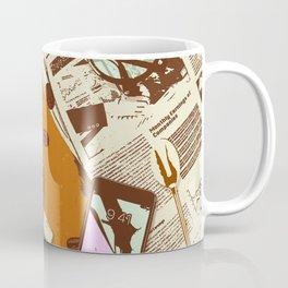 CAFE TABLE Coffee Mug