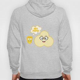 Hey Pops - Funny Popcorn Hoody