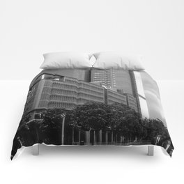 Marlene Dietrich Platz and Two Suits Comforters