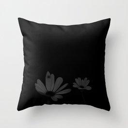 Void Couture Dark Throw Pillow
