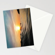 Sunset in Paradise Stationery Cards