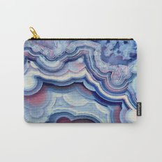 Agate lace Carry-All Pouch