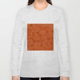 Tribal Terracota Rounds Long Sleeve T-shirt