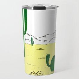 Man & Nature - The Desert Travel Mug