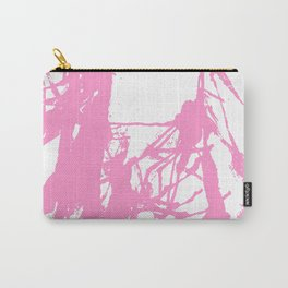 Pink Ink Carry-All Pouch