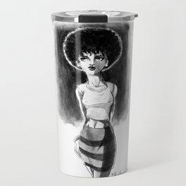 Afro Punk Travel Mug