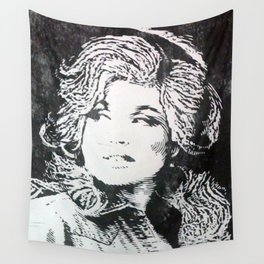 Dolly Parton Wall Tapestry