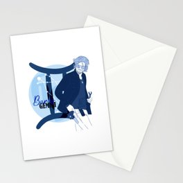 Banks - Gemini Star Sign Stationery Cards
