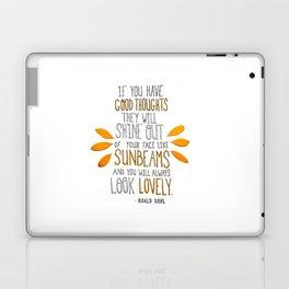 Sunbeams Laptop & iPad Skin