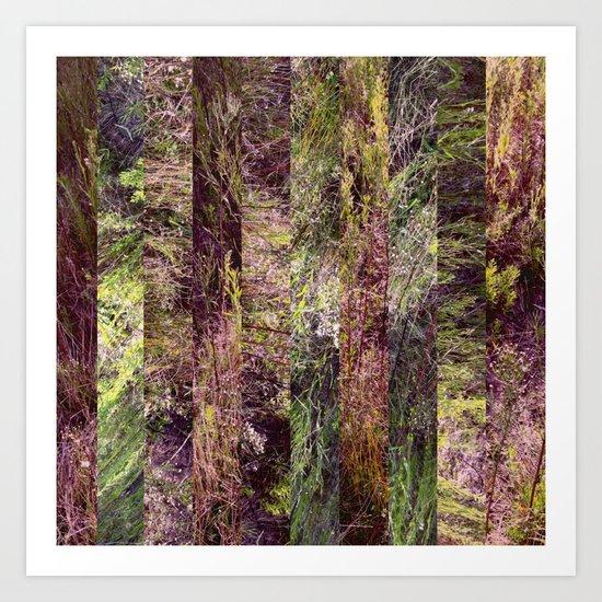 Super Natural No.5 Art Print