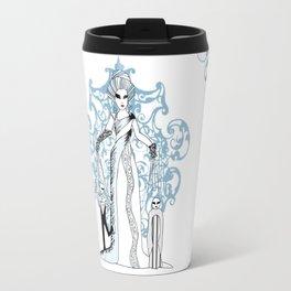 Libra / 12 Signs of the Zodiac Travel Mug
