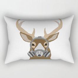 Modern Deer Rectangular Pillow