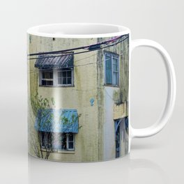 Old Spanish Style House Coffee Mug