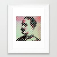 general Framed Art Prints featuring - general - by Digital Fresto
