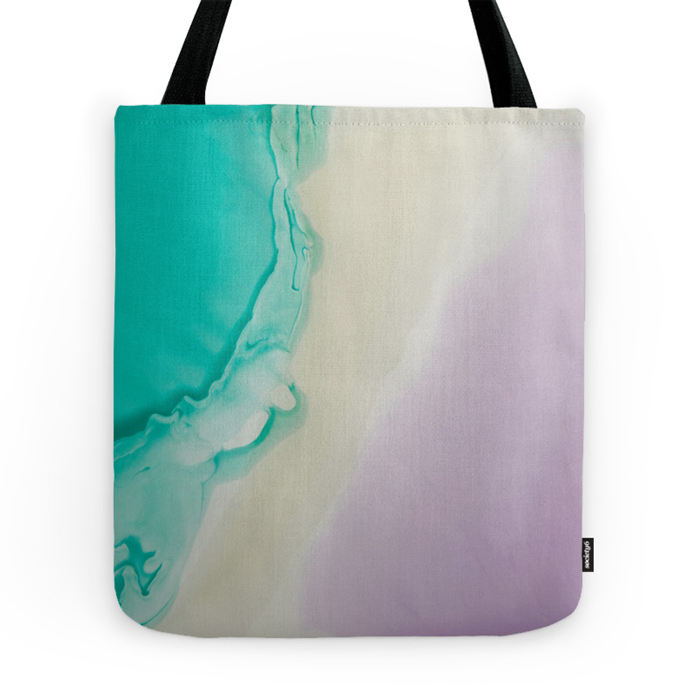 Clear View Tote Purse by nicolavsulartist (TBG7333016) photo