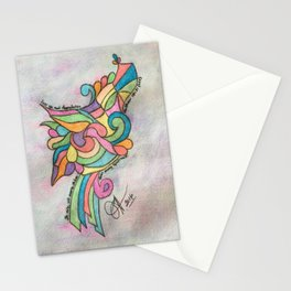 Sparrow Matthew 10:31 (KJV) Stationery Cards