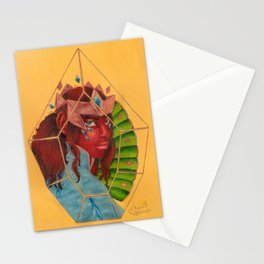 """Horsemen Series: """"Conquest"""" Stationery Cards"""