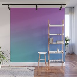 SUPERSTITION FUTURE - Minimal Plain Soft Mood Color Blend Prints Wall Mural