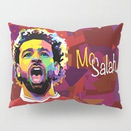 Mo Salah WPAP Pillow Sham
