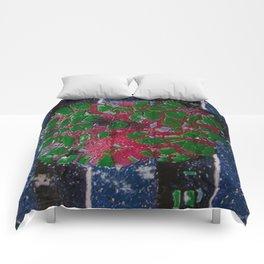 Gravity's Insides Comforters