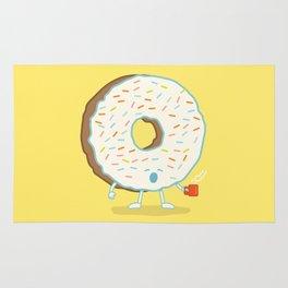 The Sleepy Donut Rug