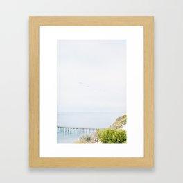 SANTA BARBARA 4 Framed Art Print