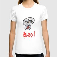grafitti T-shirts featuring BOO! by LesImagesdeJon