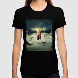 angel man T-shirt