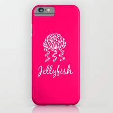 Jellyfish Pink iPhone 6s Slim Case