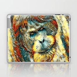 AnimalArt_OrangUtan_20170901_by_JAMColorsSpecial Laptop & iPad Skin