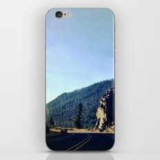 Round the Bend iPhone & iPod Skin