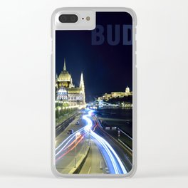 PESTBUDA Clear iPhone Case