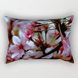 blooming in New england Rectangular Pillow