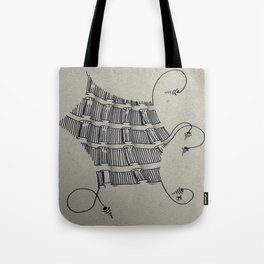 Hexager Tote Bag