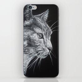 Tom cat iPhone Skin