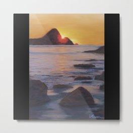Nelson Bay Sunrise Metal Print